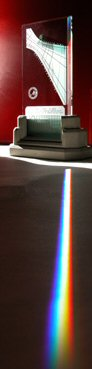 Spectra sundials mark colorful moments in time